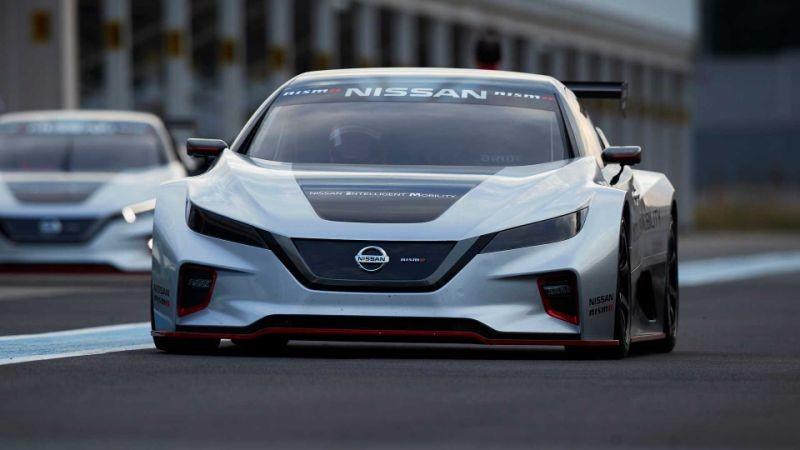 Nissan NISMO LEAF