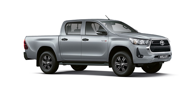Commercial Hilux DC 2.4 GD-6 RB RAIDER 6AT