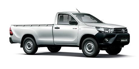Toyota CommercialHilux
