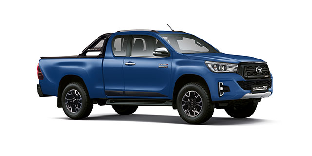 Commercial Hilux Legend XC 2.8 GD-6 RB LEGEND 6AT