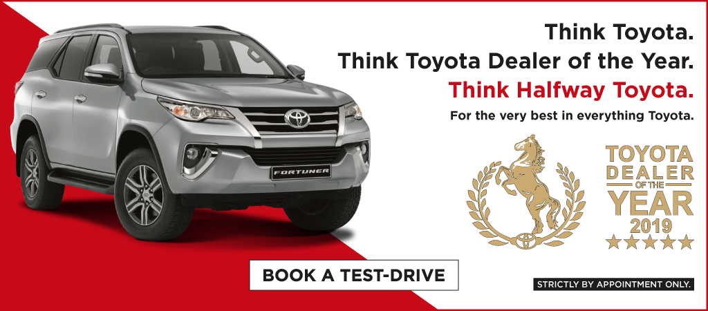 Think Toyota Think Toyota Dealer Of The Year