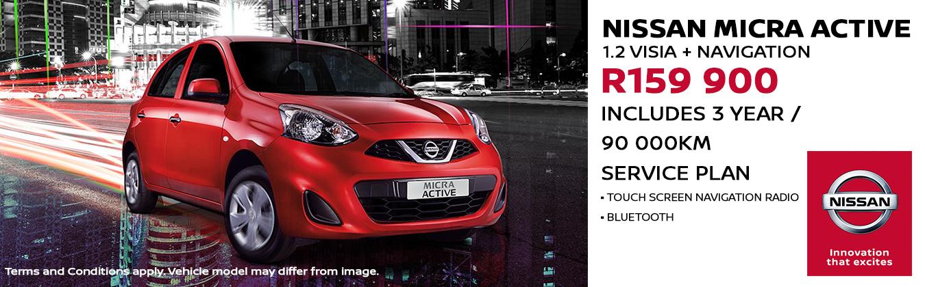 Nissan Micra Active 1.2 Visia + Navigation