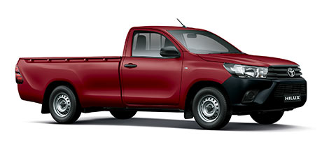 Commercial Hilux SC 2.4 GD S 5MT A/C