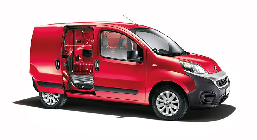 Fiat Fiorino Load 1