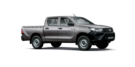Commercial Hilux DC 2.4 GD-6 RB S 6MT (New)