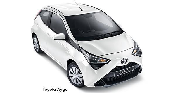 Passenger Aygo 1.0