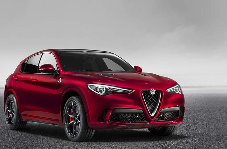 ALFA ROMEO'S WAY TO CREATE A SUV