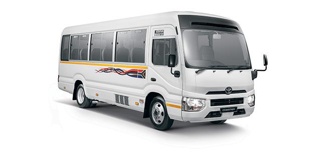 Toyota CommercialCoaster