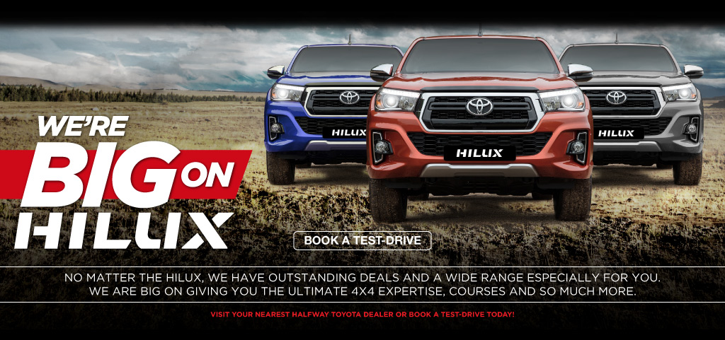 Were Big On Hilux