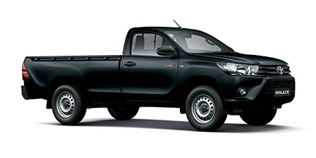 Commercial Hilux SC 2.4 GD-6 RB SR 6MT