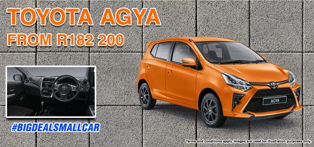The All New Toyota Agya