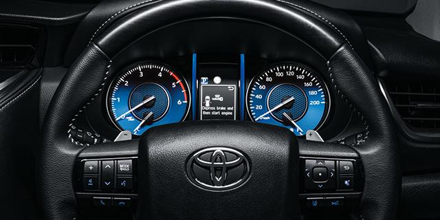 SUV Fortuner GD6 RB VX AT