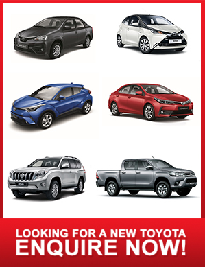 Looking for a new Toyota?