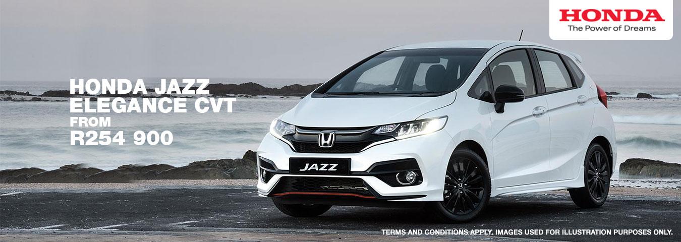 Honda Jazz Elegance CVT