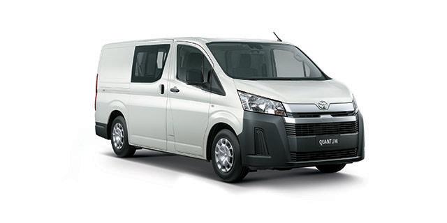 ToyotaNew Generation Quantum
