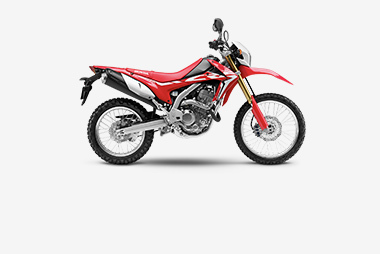 Honda Bike Dual Purpose CRF250L