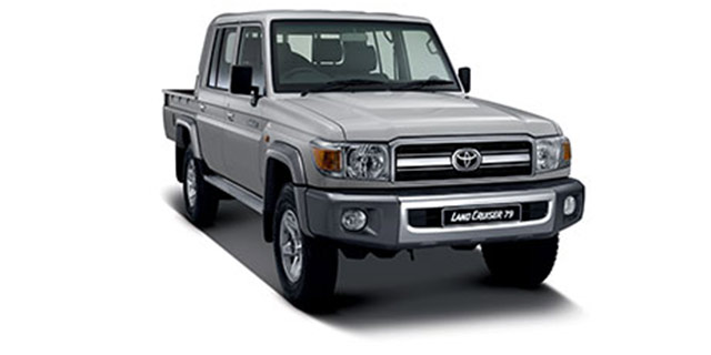 ToyotaLand Cruiser