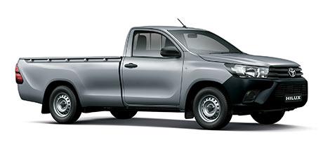 Commercial Hilux SC 2.4 GD 5MT A/C (Chassis Cab)