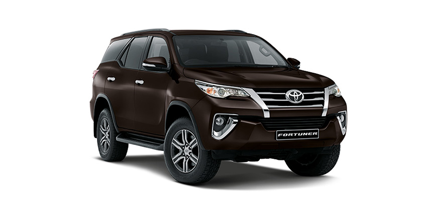 Fortuner 2 7 VVTi RB 6AT | Halfway Toyota Fourways
