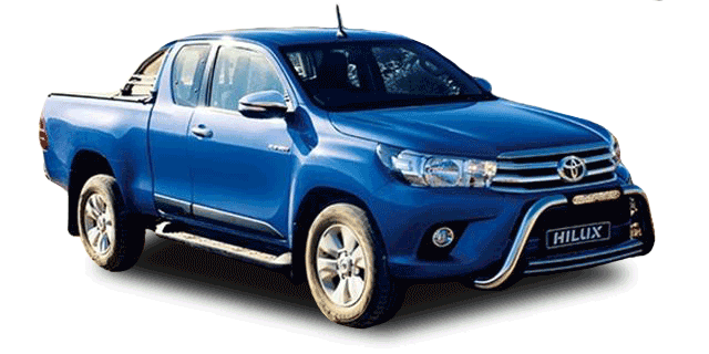 Commercial Hilux (From 16 October 2017 - 12 August 2018) XC 2.4GD6 RB SRX MT