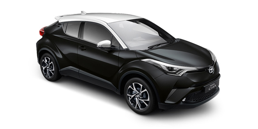 SUV C-HR 1.2T Luxury CVT