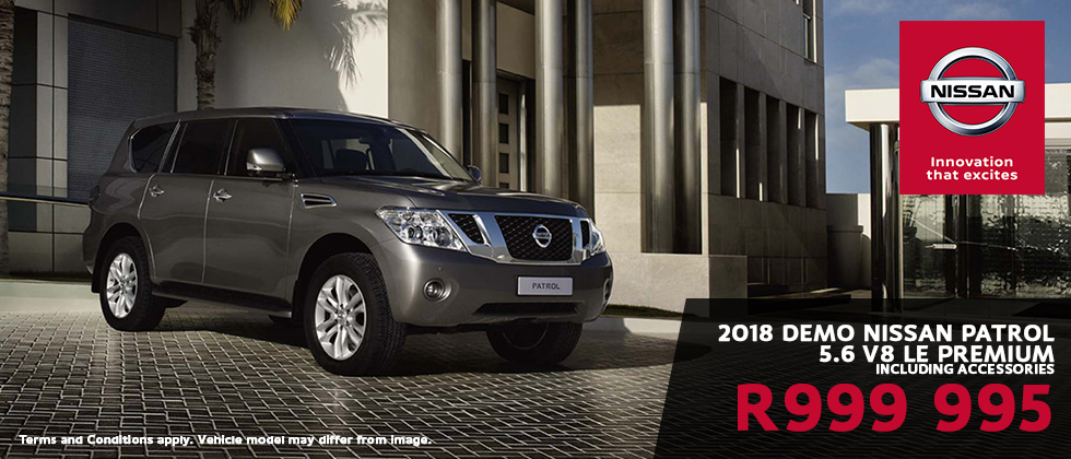 Nissan Patrol June