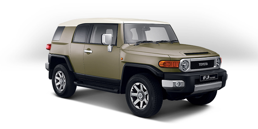 SUV FJ 4.0P V6 4x4 AT