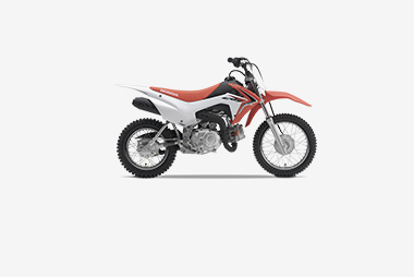 Honda Bike Kids CRF110F (2019)