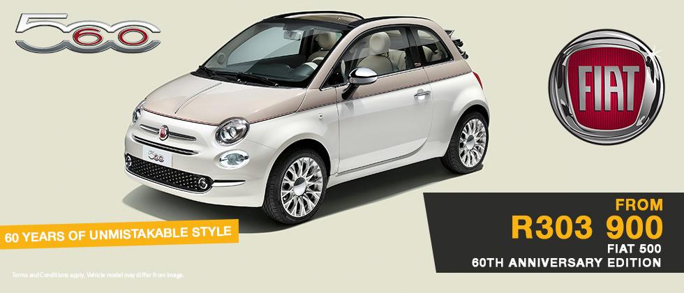 Fiat 500 6th Anniversary Edition