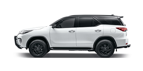 SUV Fortuner Epic 2.8 Epic Black