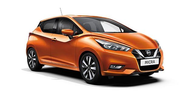 NissanAll New Micra