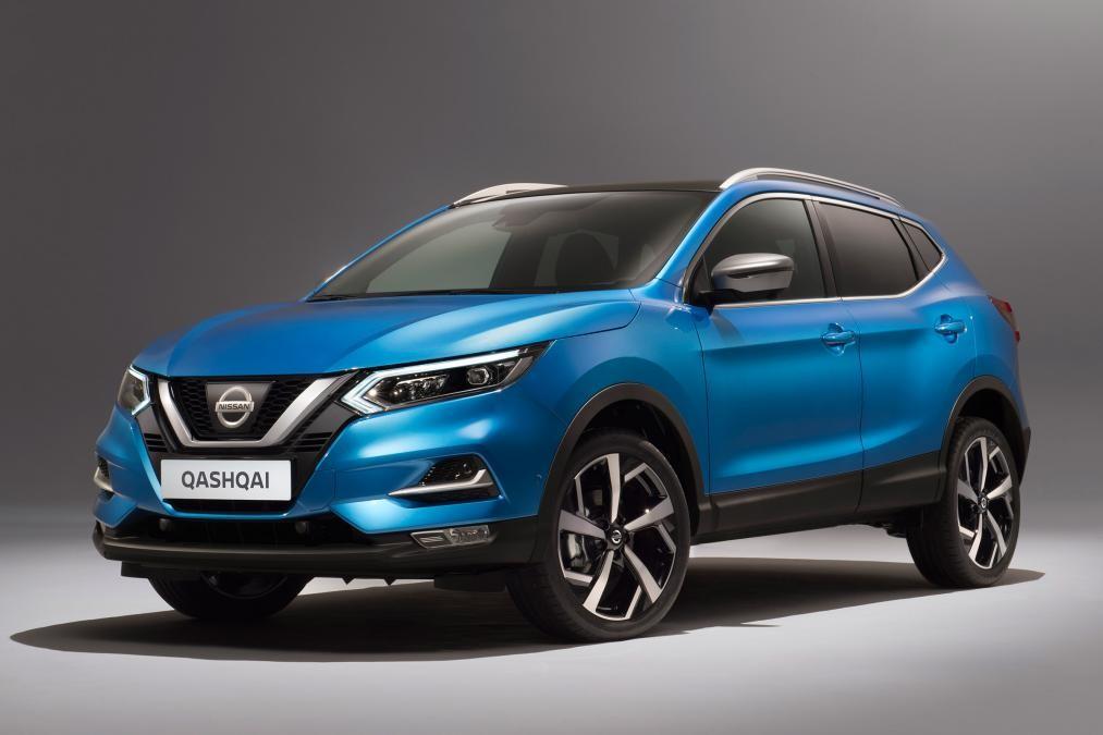 2018 Nissan Qashqai: Facelift, Changes, Autonomous Driving Tech >> William Simpson Nissan Tokai