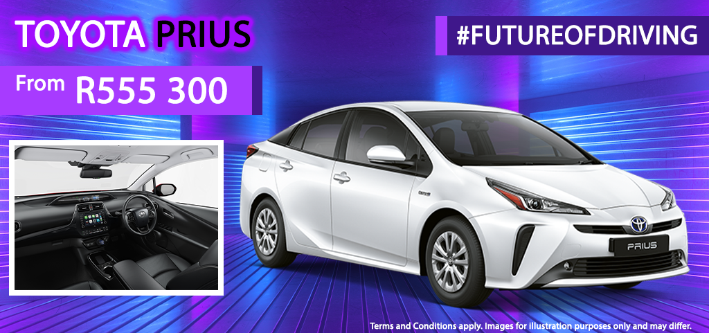 Toyota Prius From R555 300