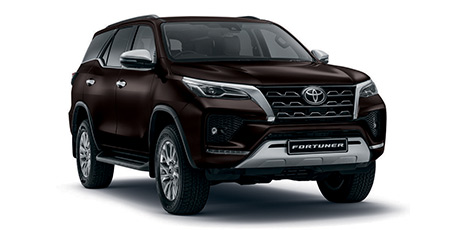 SUV Fortuner 2.8 GD-6 4x4 6AT