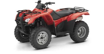 Honda Bike ATV TRX420FA (4x4)