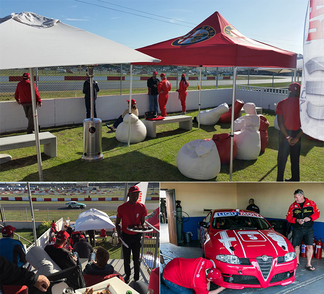 Killarney Race Day Great Success for Alfa Romeo Team!
