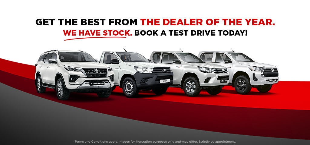 Get The Best From The Dealer Of The Year