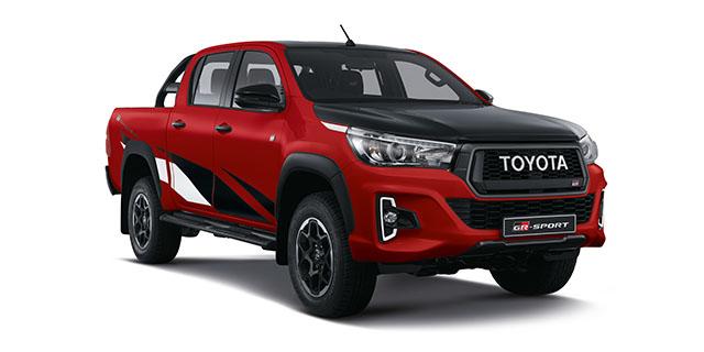 Toyota CommercialHilux GR-Sport
