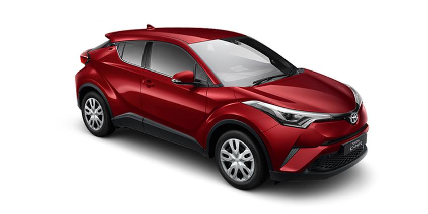 Toyota SUVC-HR
