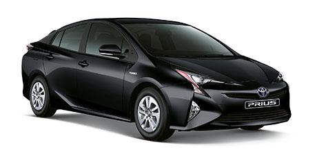 Toyota PassengerPrius - New Generation