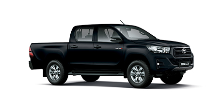 Commercial Hilux DC 2.4 GD-6 RB SRX 6MT