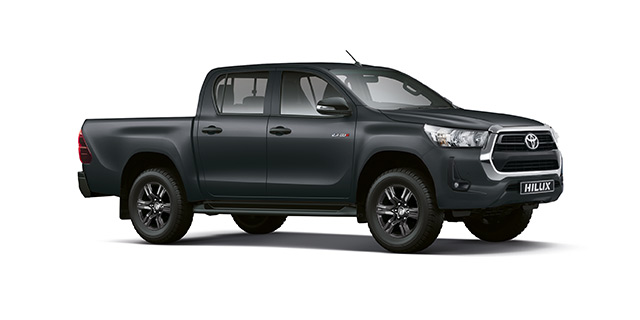 Commercial Hilux DC 2.4 GD-6 4x4 RAIDER 6AT