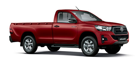 Commercial Hilux SC 2.4 GD-6 RB SRX 6MT