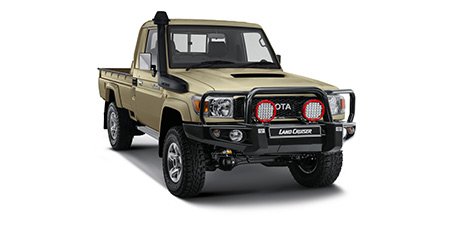 SUV Land Cruiser 79 4.5 V8 S/C Namib