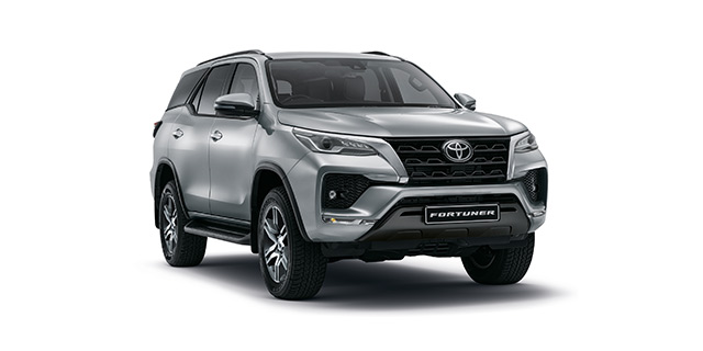 SUV Fortuner 2.4 GD-6 4x4 6AT