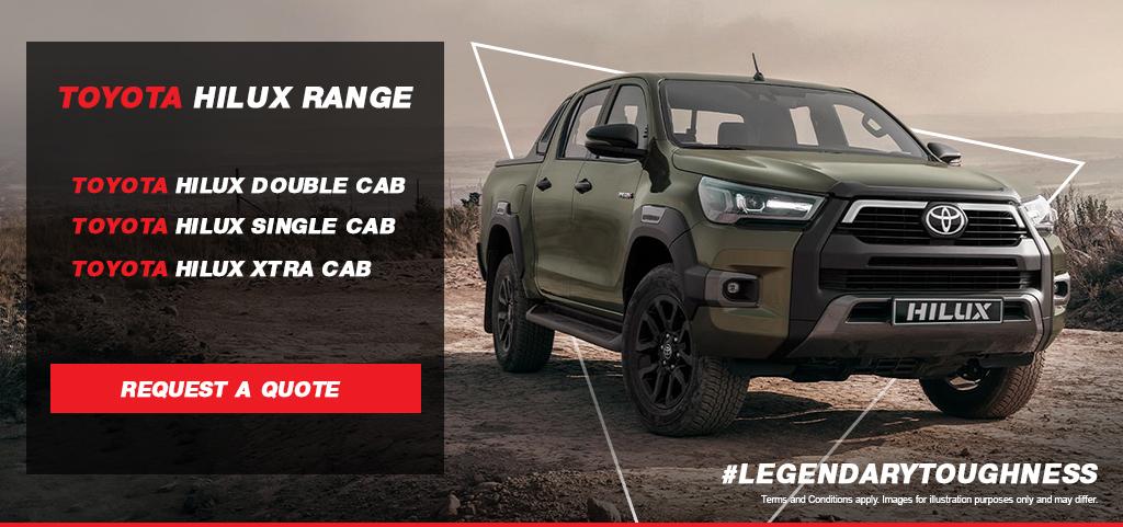 Toyota Hilux Range