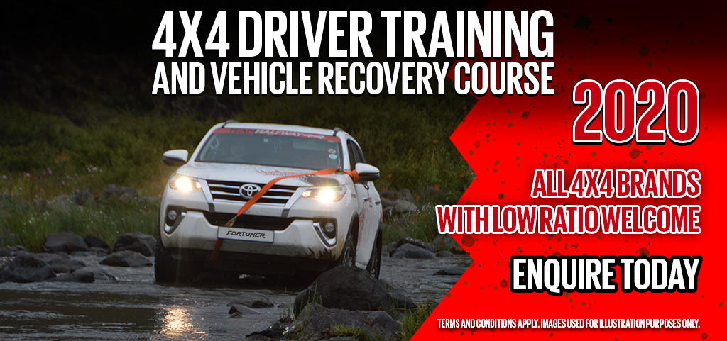 2020 Free 4x4 Driver Training