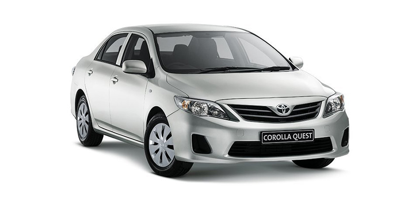 Corolla 1.6 Quest Auto slide 1