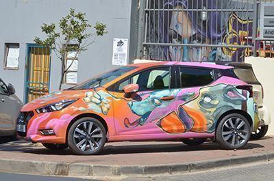 Nissan's Radical City Makeover 3