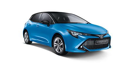 Passenger Corolla Hatch 1.2T XS Bi-Tone